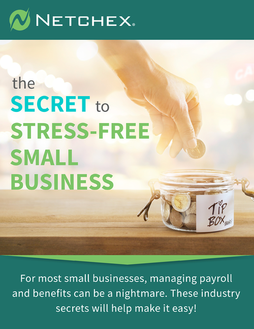The Secret to Stress-Free Small Business